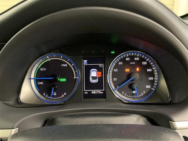プログレス メタル アンド レザーパッケージ 革シート 4WD フルセグ DVD再生 ミュージックプレイヤー接続可 バックカメラ 衝突被害軽減システム ETC ドラレコ LEDヘッドランプ ワンオーナー(19枚目)