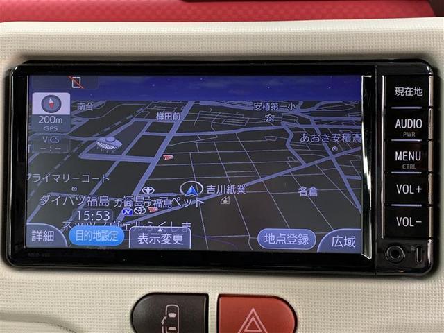 F 4WD ワンセグ メモリーナビ ミュージックプレイヤー接続可 バックカメラ 衝突被害軽減システム 電動スライドドア ウオークスルー ワンオーナー(10枚目)