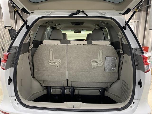 G 4WD フルセグ HDDナビ DVD再生 後席モニター バックカメラ ETC 両側電動スライド HIDヘッドライト 乗車定員7人 3列シート(9枚目)