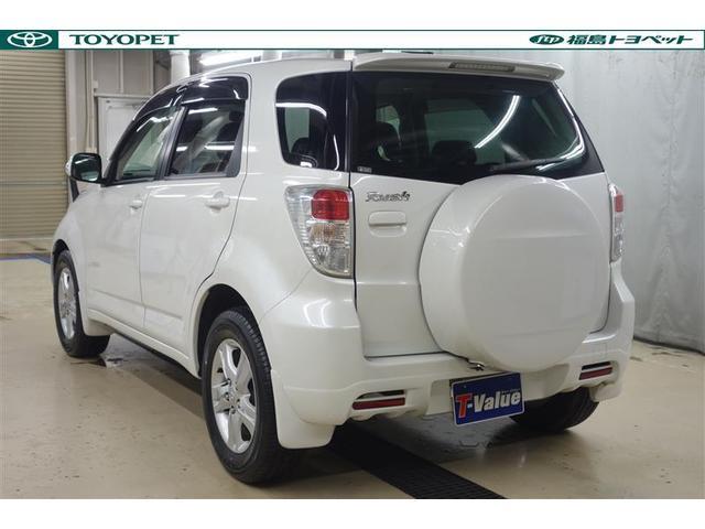 「トヨタ」「ラッシュ」「SUV・クロカン」「福島県」の中古車2