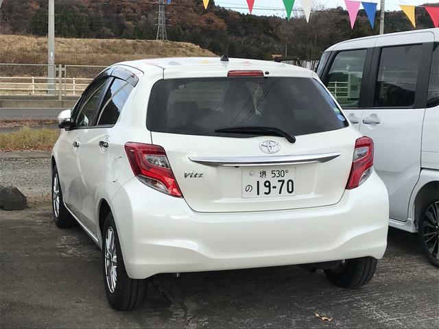 「トヨタ」「ヴィッツ」「コンパクトカー」「宮城県」の中古車6