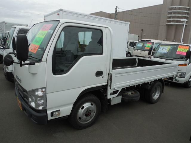 いすゞ エルフトラック 1.5t4WD三方開