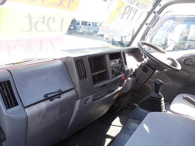 マツダ タイタントラック Wキャブ1.25t幌