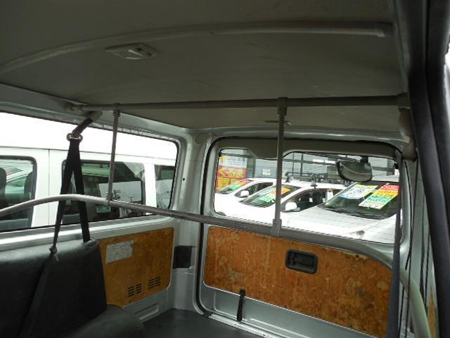 ロングDX 4D3.0ディーゼルターボ4WD寒冷地仕様3列シート9人乗りリアヒーター(16枚目)