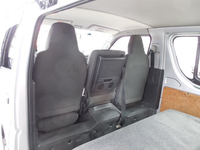 ロングDX 4D3.0ディーゼルターボ4WD寒冷地仕様3列シート9人乗りリアヒーター(19枚目)