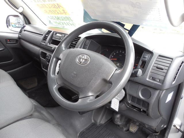 ロングDX 4D3.0ディーゼルターボ4WD寒冷地仕様3列シート9人乗りリアヒーター(21枚目)