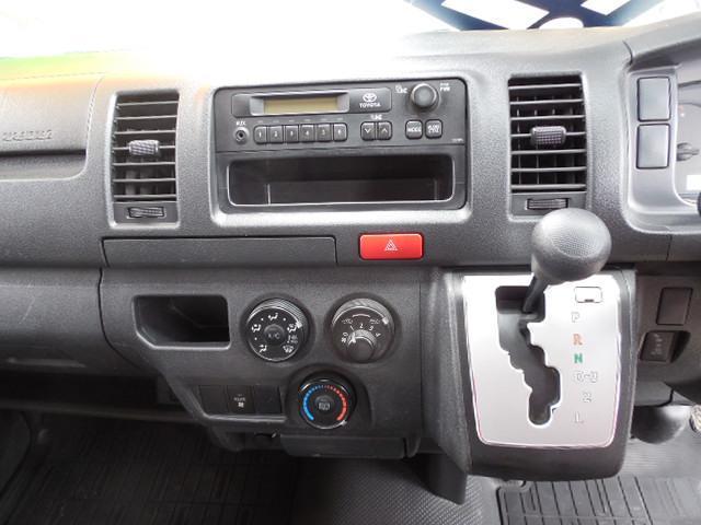 ロングDX 4D3.0ディーゼルターボ4WD寒冷地仕様3列シート9人乗りリアヒーター(30枚目)