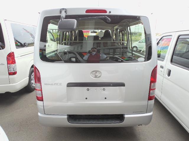 ロングDX 4D3.0ディーゼルターボ4WD寒冷地仕様3列シート9人乗りリアヒーター(36枚目)