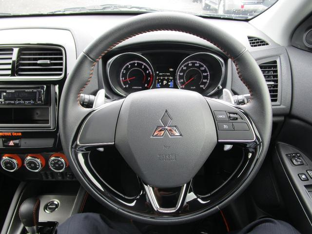 1.8アクティブギア4WD 元試乗車HID 禁煙 CD限定車(11枚目)
