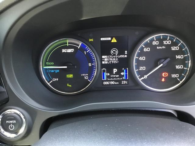 「三菱」「アウトランダーPHEV」「SUV・クロカン」「福島県」の中古車57