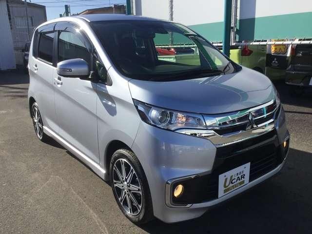 「三菱」「eKカスタム」「コンパクトカー」「福島県」の中古車4