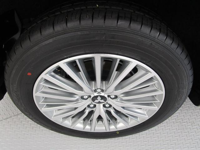 Gプラスパッケージ 4WD/試乗車/駆動用バッテリー94.7%/電気温水式ヒーター/サンルーフ/純正8型スマホ連携ナビ/マルチアラウンドビュ/AC1500W/車両検知警報/パワーシート/三菱リモートコントロール/サポカー(36枚目)