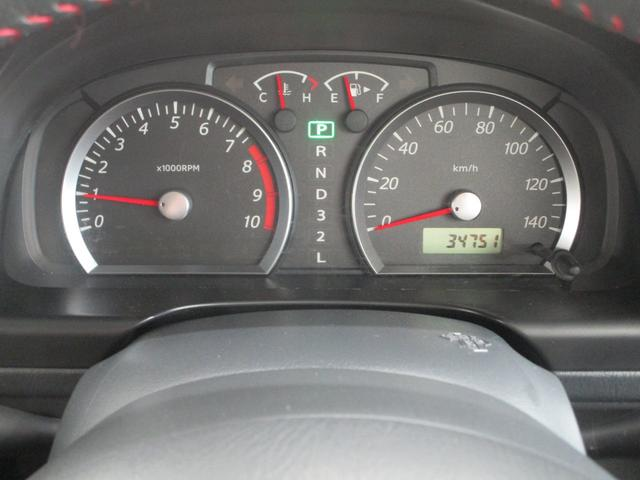 クロスアドベンチャー 660CC 軽自動車 ターボエンジン パ-トタイム4WD メモリーナビ ワンセグTV ハ-フレザーシート(本革調シートカバー) ルーフラック付き 寒冷地仕様 シートヒーター フロアマット ドアバイザー(28枚目)
