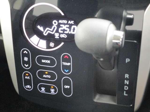 G 2WD/軽/首都圏仕入れ/バックカメラ(ルームミラー)/走行距離24909キロ/純正CDチューナ/タッチパネル式フルオートエアコン/スマートキ/アイドリングストップ/プライバシーガラス/フロアマット/(13枚目)
