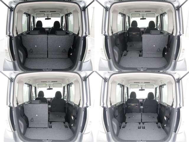 カスタムT 2WD/軽自動車/ターボエンジン/両側パワースライドドア/7インチワイドナビゲーション・バックカメラ/禁煙車/スマートキ/HIDヘッドライト&フォグランプ/車両状態評価書4.5点/プライバシーガラス/(16枚目)