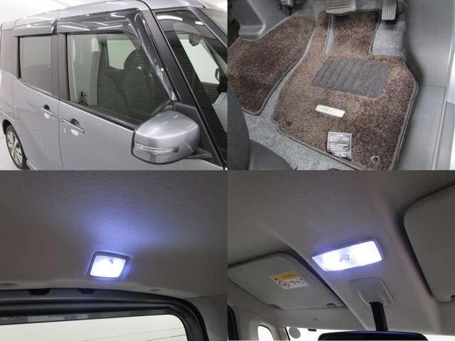 カスタムT 2WD/軽自動車/ターボエンジン/両側パワースライドドア/7インチワイドナビゲーション・バックカメラ/禁煙車/スマートキ/HIDヘッドライト&フォグランプ/車両状態評価書4.5点/プライバシーガラス/(19枚目)
