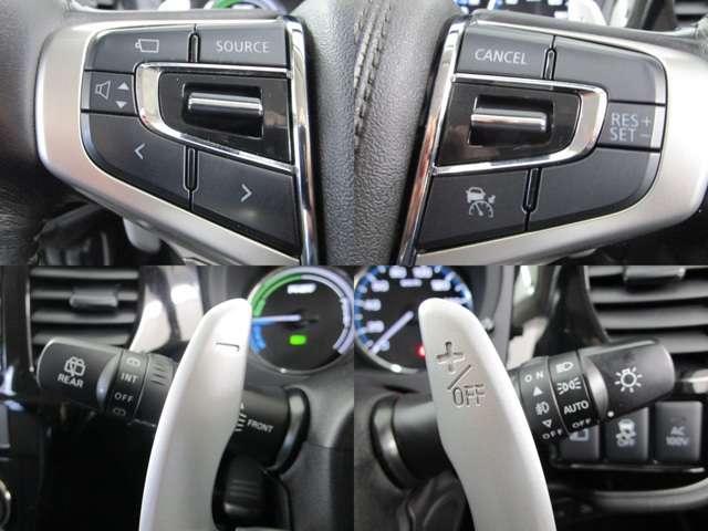 Gナビパッケージ 4WD/AC1500W電源/衝突被害軽減ブレーキ/全方位カメラ/後期モデル/レーダークルコン/三菱リモートコントロール/駆動用バッテリー79%/車両状態評価書4.5点/運パワーシート/電動リヤゲート(8枚目)