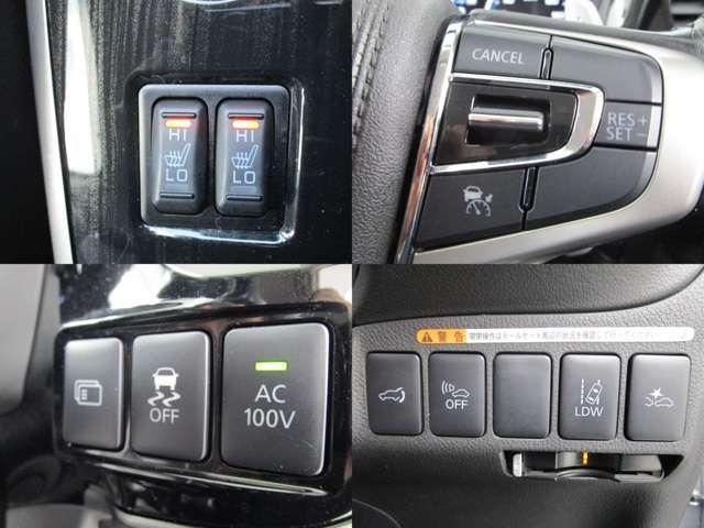 Gナビパッケージ 4WD/AC1500W電源/衝突被害軽減ブレーキ/全方位カメラ/後期モデル/レーダークルコン/三菱リモートコントロール/駆動用バッテリー79%/車両状態評価書4.5点/運パワーシート/電動リヤゲート(9枚目)