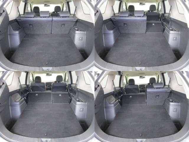 Gナビパッケージ 4WD/AC1500W電源/衝突被害軽減ブレーキ/全方位カメラ/後期モデル/レーダークルコン/三菱リモートコントロール/駆動用バッテリー79%/車両状態評価書4.5点/運パワーシート/電動リヤゲート(19枚目)