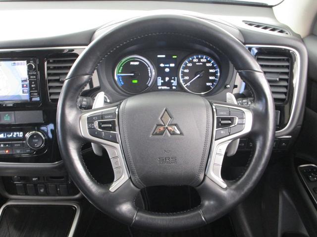 Gナビパッケージ 4WD/AC1500W電源/衝突被害軽減ブレーキ/全方位カメラ/後期モデル/レーダークルコン/三菱リモートコントロール/駆動用バッテリー79%/車両状態評価書4.5点/運パワーシート/電動リヤゲート(33枚目)