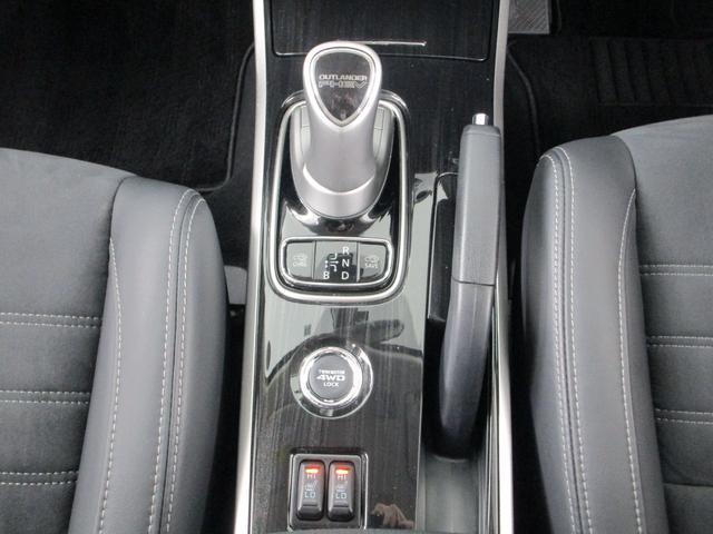 Gナビパッケージ 4WD/AC1500W電源/衝突被害軽減ブレーキ/全方位カメラ/後期モデル/レーダークルコン/三菱リモートコントロール/駆動用バッテリー79%/車両状態評価書4.5点/運パワーシート/電動リヤゲート(34枚目)