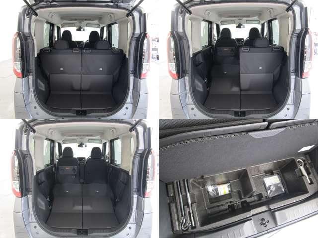 G /2WDハイブリッドエンジン/特別仕様車(Gプラスエディション)/運転席側ハンズフリーオートスライドドア/両側電動スライドドア/全周囲カメラ/衝突被害軽減ブレーキ/オートマチックハイビーム/寒冷地仕様(6枚目)