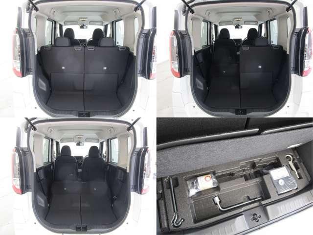T /4WDハイブリッドターボエンジン/届け出済み未使用車/全周囲カメラ/両側電動スライドドア/サポカー補助金/衝突被害軽減ブレーキ/オートマチックハイビーム/シートヒーター/寒冷地仕様/充電用USB(6枚目)