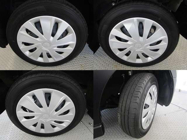 M 4WDハイブリッドノンターボ/サポカ-S/試乗車/禁煙/運転支援機能付(被害軽減ブレーキ・車線逸脱警報・先進ライト・踏み間違い防止)/グリップコントロール/車両状態評価5点/LEDライト&フォグランプ(21枚目)