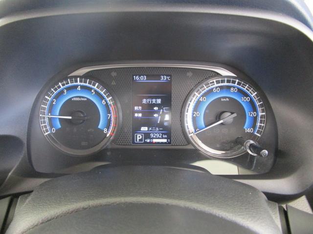 T 4WDタ-ボハイブリッド/社有車UP/禁煙/サポカ-S/前後踏み間違い防止/車線逸脱警報システム/先進ライト/LEDライト&フォグ/シートヒーター/寒冷地仕様/純正CD チューナー/スマートキー2個/(43枚目)