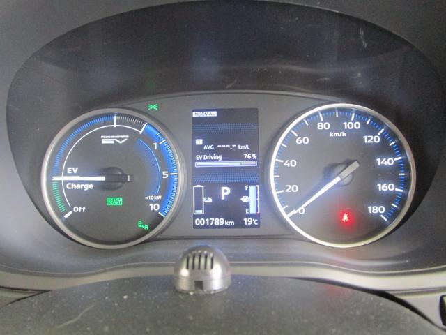 G /試乗車/駆動用バッテリー残存率97.6/ウルトラグラスコ-ティング施工済/純正ナビ/電気温水式ヒーター/後側方車両検知警報システム/アダプティブクルーズコントロール/AC100V1500W電源/禁煙(45枚目)