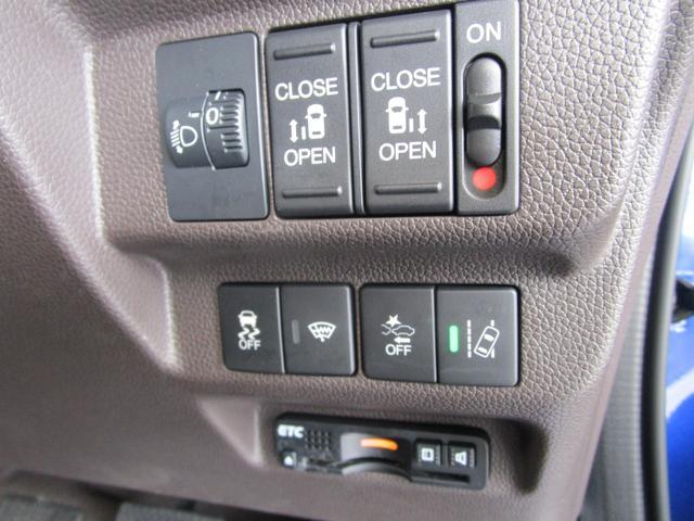 G・ホンダセンシング /2WD/1.5L/3列シート6人乗り/禁煙/SDナビ(パナソニックストラーダ)/バックカメラ/左右両側電動スライドドア/被害軽減ブレーキ/車線逸脱警報/アダプティブクルーズコントロール/ETC車載器(46枚目)