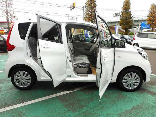 日産 デイズ J エマージェンシーブレーキ 横滑り防止 届出済未使用車