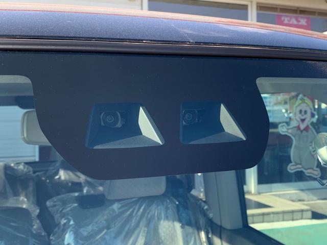 Xスペシャル 届出済未使用車 衝突軽減ブレーキ 前後クリアランスソナー 両側手動スライドドア プッシュスタート オートエアコン ミラクルオープンドア オートライト オートハイビーム 運転席ロングスライド(25枚目)