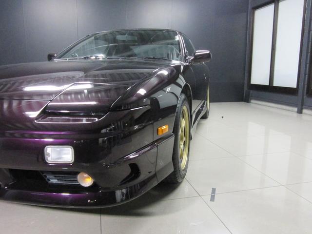 タイプX ミッドナイトパープル 社外マフラー 車高調(9枚目)