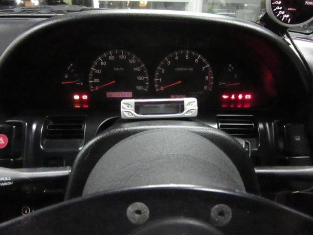 タイプX ミッドナイトパープル 社外マフラー 車高調(21枚目)