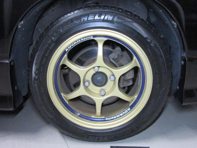 タイプX ミッドナイトパープル 社外マフラー 車高調(24枚目)
