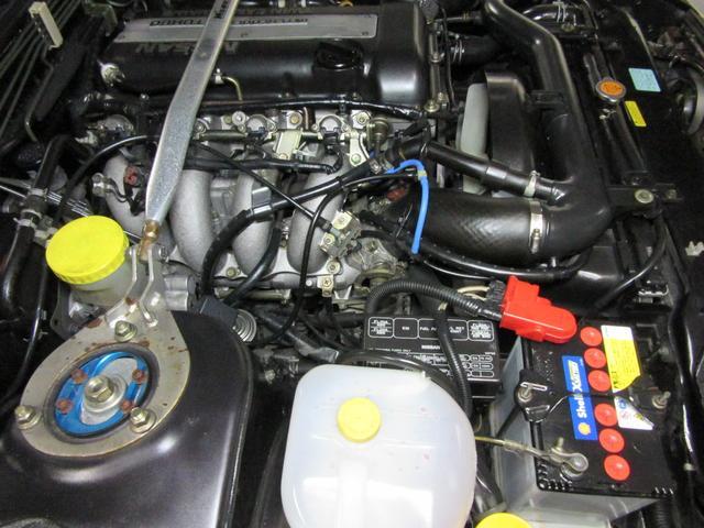 タイプX ミッドナイトパープル 社外マフラー 車高調(27枚目)