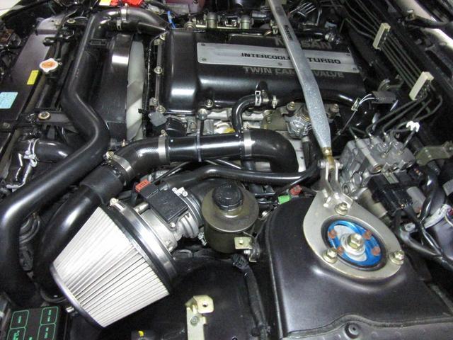 タイプX ミッドナイトパープル 社外マフラー 車高調(29枚目)