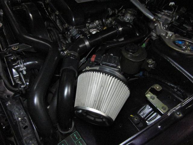 タイプX ミッドナイトパープル 社外マフラー 車高調(30枚目)