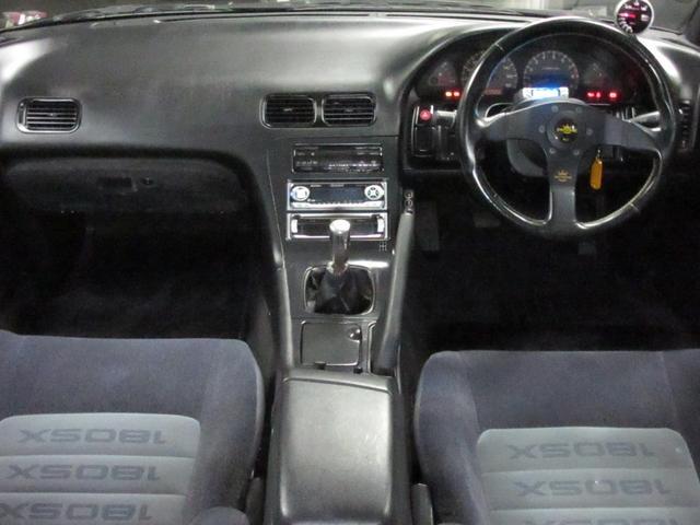 タイプX ミッドナイトパープル 社外マフラー 車高調(31枚目)