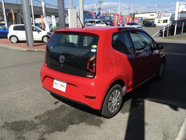 「フォルクスワーゲン」「up!」「コンパクトカー」「福島県」の中古車6