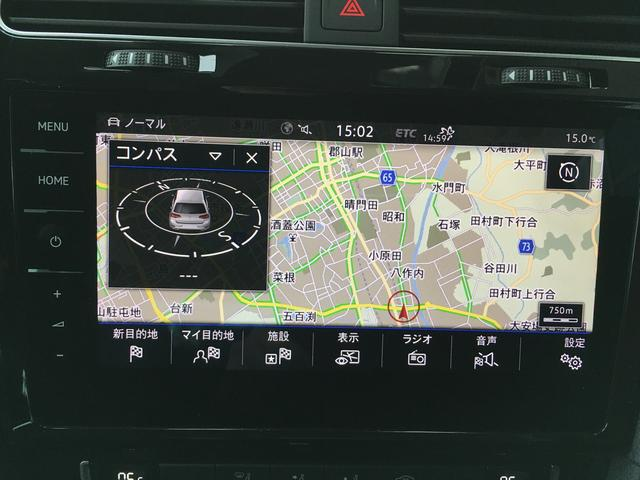 「フォルクスワーゲン」「ゴルフ」「コンパクトカー」「福島県」の中古車10