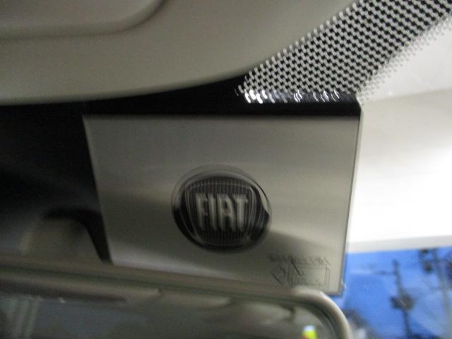 フィアット フィアット 500C デモカーUP LEDナンバープレート ミラーカバー