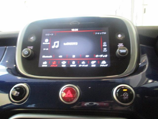 フィアット フィアット 500X ポップスター プラス デモカー ETC キセノンヘッドライト