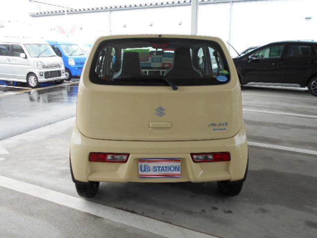 スズキ アルト L 4WD エネチャージ