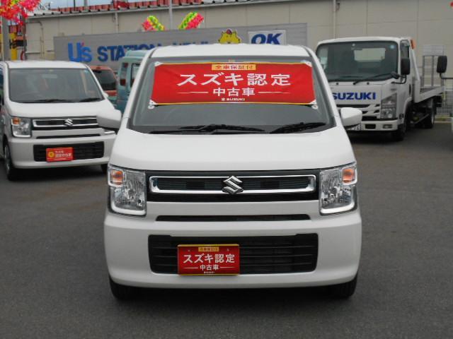 2WD・CVT・マイルドハイブリッド