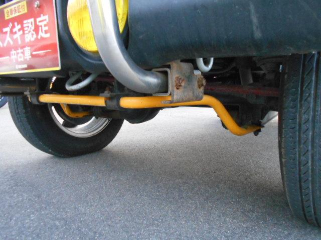 社外足回りですが、車検整備状況によっては変更になる場合もあります。