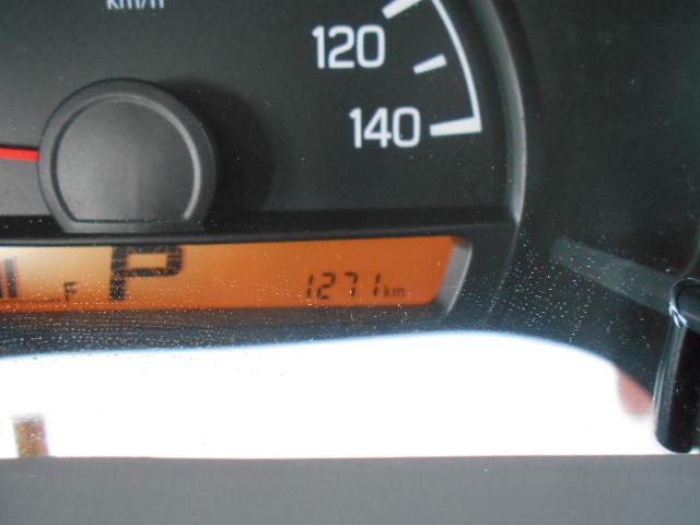 走行距離1270km