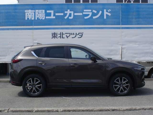 「マツダ」「CX-5」「SUV・クロカン」「山形県」の中古車3