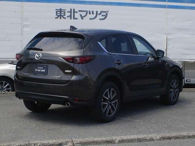 「マツダ」「CX-5」「SUV・クロカン」「山形県」の中古車4